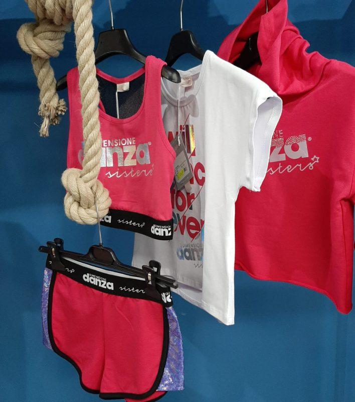 dimensione danza sisters Riva del Garda bulli e pupe outlet